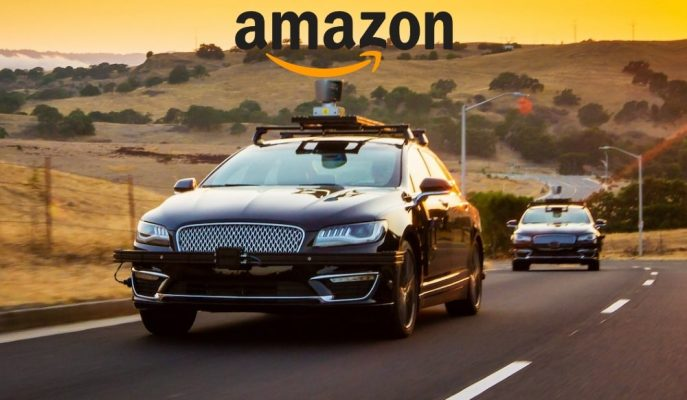 Amazon Otonom Araç Teknolojilerinde Aurora'ya Yatırım Yapıyor!