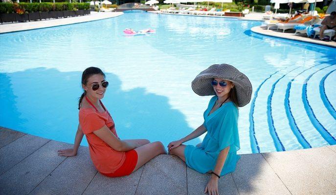 Antalya Ocak'ta 142 Bin Turist Ağırlayarak Tüm Zamanların Dönemsel Rekorunu Kırdı