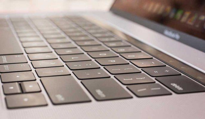 Apple'ın MacBook için Aldığı Klavye Patenti Toz Sorununu Yok Ediyor