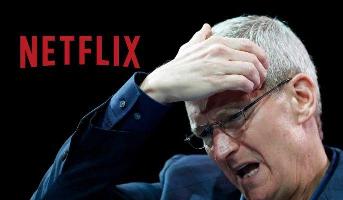 Apple'ın Tim Cook Liderliğindeki En Büyük Hatası Netflix'i Satın Almaması