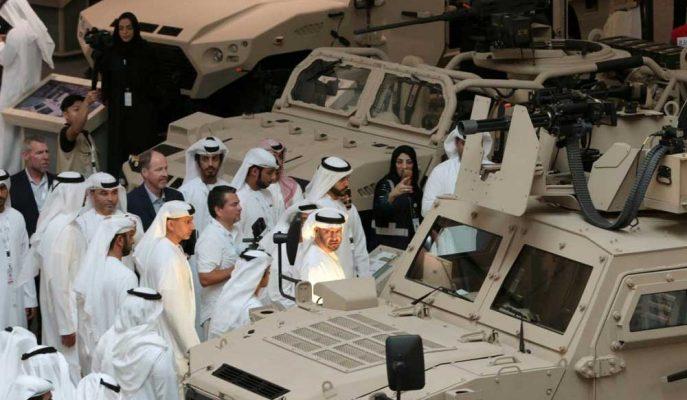 Birleşik Arap Emirlikleri 1.35 Milyar Dolarlık Yeni Silah Anlaşmalarını Duyurdu