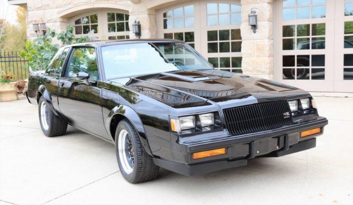"""Açık Artırmaya Bu Sefer Sıfır Kilometre """"1987 Buick GNX"""" Geliyor!"""
