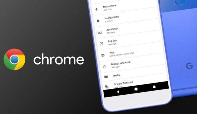 Chrome Android Sürümünün Sekme Görünümü Yeniden Tasarlanıyor