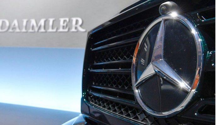 Alman Savcılar Daimler'i Yeniden Hedef Aldı!