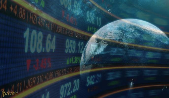 Dünya Borsaları Salı Günü Tahvil Verimlerine Ters Orantıda Değerlenme Gösterdi