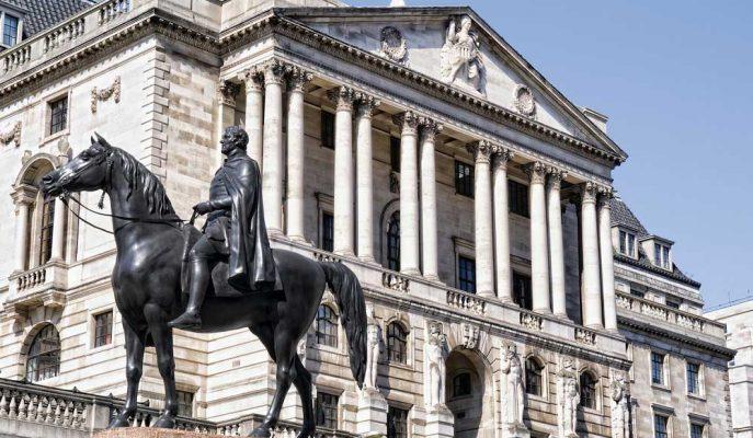 Faiz Açıklayan İngiltere Merkez Bankası: 10 Yıl İçindeki En Zayıf Büyümeyle Karşı Karşıyayız