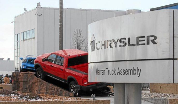 FCA Yeni Detroit Tesisi ve Fabrika Yenilemelerine  4.5 Milyar Dolar Ayırdı!