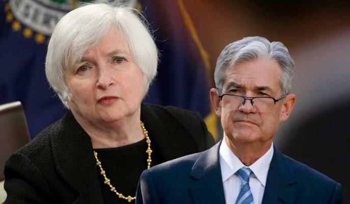 FED Başkanı Powell ile Eski Lider Janet Yellen'den Çarpıcı Ekonomi Açıklamaları