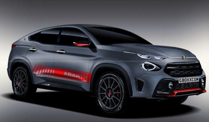 2020 Fiat Fastback'in Bir de Abarth Duruşuna Bakın!