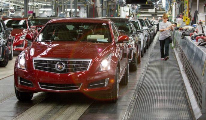 General Motors Büyük Kıyıma Başlıyor!