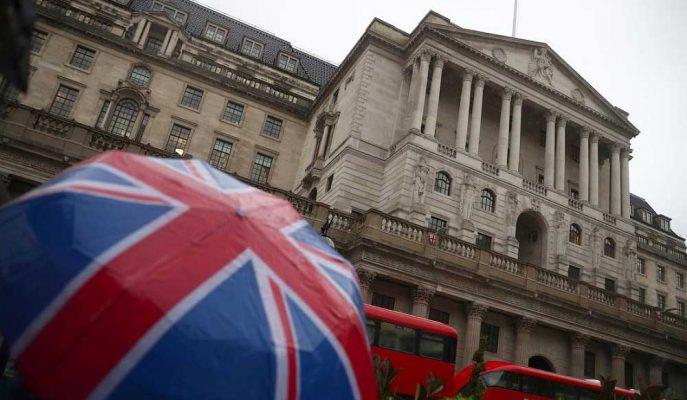 İngiltere'de Enflasyon 2 Yılın En Düşük Seviyesinde Gerçekleşti!