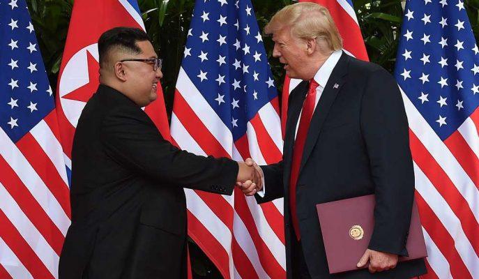 Kim ile Hanoi'de Görüşecek Trump: Kuzey Kore Büyük Bir Ekonomik Güç Merkezi Olacak