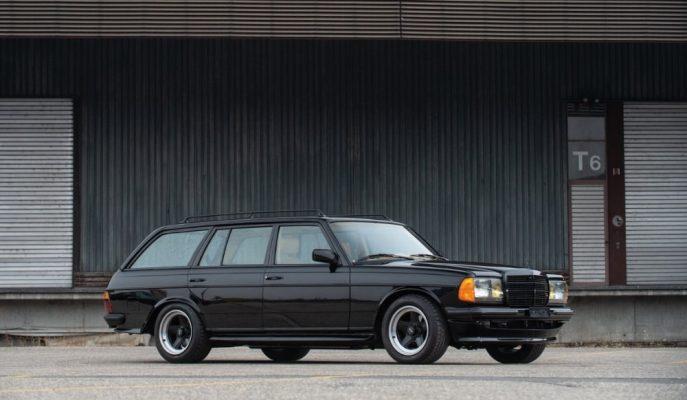 """1979 Mercedes 500 TE: """"AMG Wagonu için Alkışınızı Hazır Tutabilirsiniz"""""""