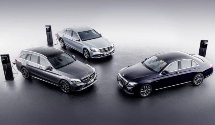 """Alman Mercedes 2019'u """"Plug-in Hibrit"""" Yılı İlan Ederken Fransa Araç Pillerine Yatırım Yapıyor!"""