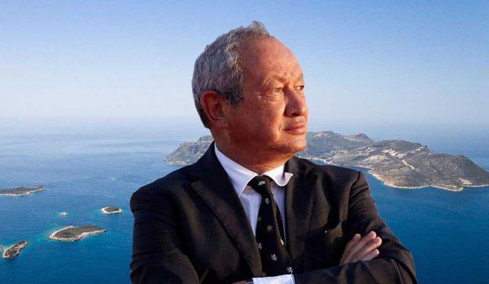 Mısır'ın En Zenginlerinden Naguib Sawiris Suudi Arabistan'a Yatırım Yapmayacak