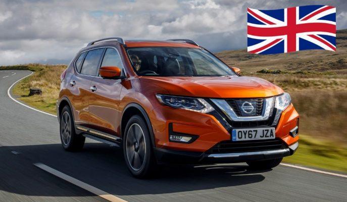 Brexit, Nissan X-Trail SUV Üretiminin Ülke Dışına Çıkmasına Neden Oldu!