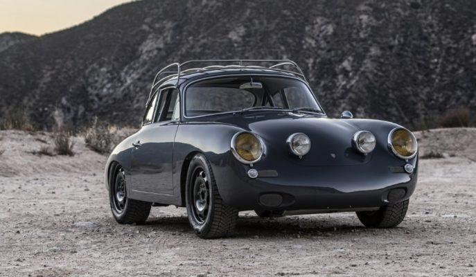 """4 Yıl Süren Çalışma Sonrasında Ortaya Çıkan """"Porsche 356 Coupe AWD Allrad"""""""