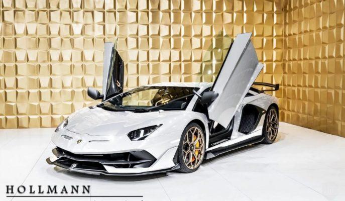 Yollarda Çığlıklar Eşliğinde Gideceğiniz Bir Lamborghini Aventador SVJ Satılıyor!