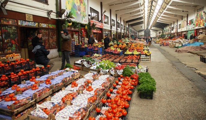 Sebze ve Meyve Komisyoncuları Hallerin Özel Sektöre Verilmesini İstemiyor