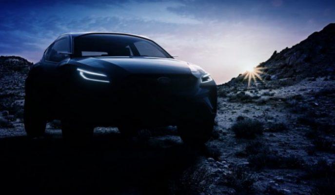 """Subaru Cenevre Fuarı'nda """"Viziv Adrenaline"""" ile Güç Gösterisine Hazırlanıyor!"""