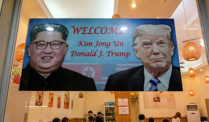 Toplantı Sınırlı İlerleme Gösterse Dahi Zirve Trump ile Kim için Kazan Kazan Olacak