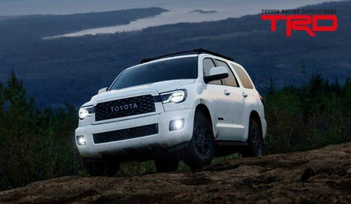 """Toyota Racing Development'ın Son Herkülü: """"Sequoia TRD Pro"""""""