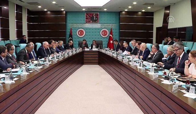 Türk Firmalarının Libya'da Yarım Kalan Projeleri Devam Edebilir