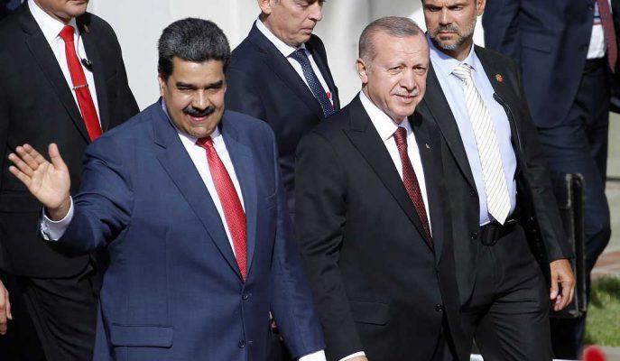ABD, Türkiye ile Venezuela Arasındaki Ticareti İzlediğini Söyledi