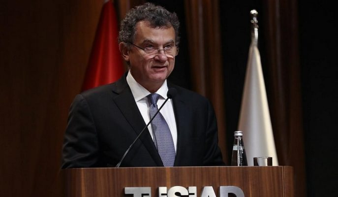 TÜSİAD Başkanı Kaslowski: Dış Borç Yüzde 53'e Yükseldi