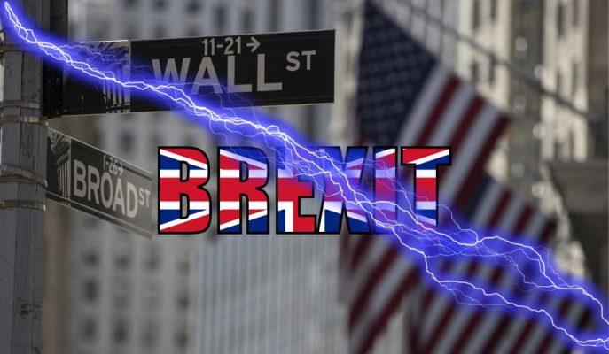 Wall Street Devleri Goldman Sachs ile JP Morgan Brexit Konusunda İkiye Bölündü!