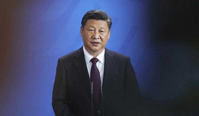 Xi Jinping İstikrarlı Büyüme Arayışında Finansal Risk Önleme Çağrısı Yaptı!