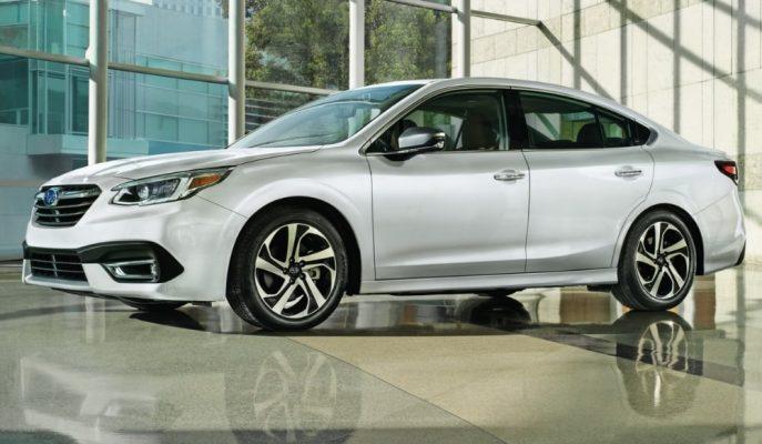 2020 Subaru Legacy Yüksek Güç Üreten Boxer Motorla Geldi!