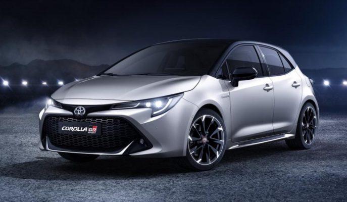 Toyota Cenevre'ye Corolla GR Sport ve Trek ile Giriş Yapacak!