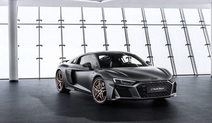 Audi Sport'un 222 Adet Sınırlı R8 V10 Decennium'u!