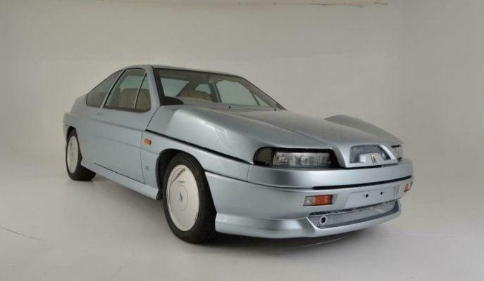 Nissan-Zagato Ortaklığından Çıkan Nadir Stelvio AZ1'lerden Birisi Satılıyor!