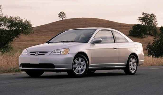 Hava Yastığı Honda Civic Sürücüsünü Öldürdü!