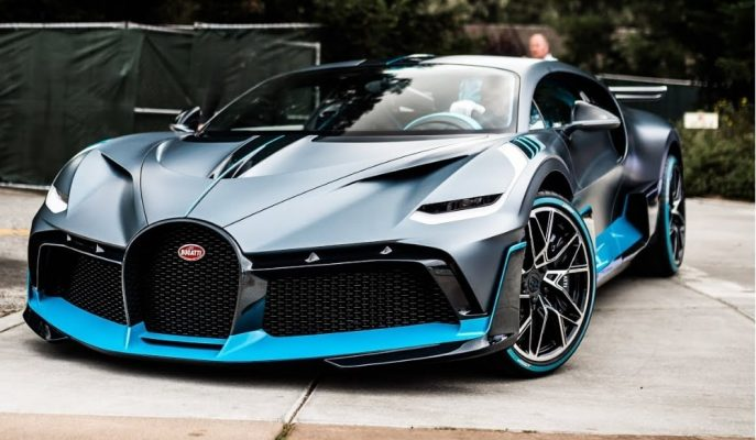 Bugatti'nin 19 Milyon $'lık One-Off Modeli Bir Divo'nun Fiyatını Tetikledi!