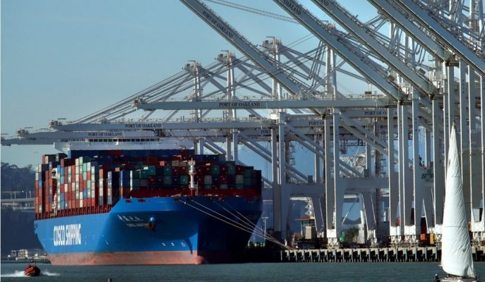 ABD'de Son 10 Yılın En Yüksek Dış Ticaret Açığı Gerçekleşti