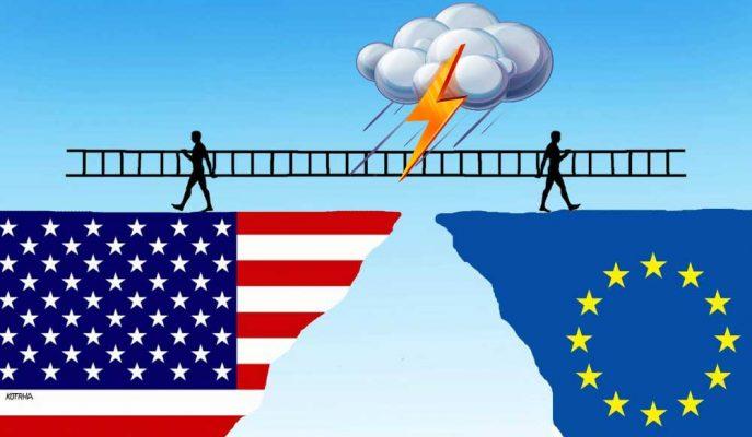 ABD ile AB Arasındaki Güven Tüm Zamanların En Düşük Seviyesinde