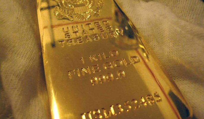 Altın Haftalık Kazanca İlerlerken Ons Fiyatı 1310 Doların Üstünde Geziyor