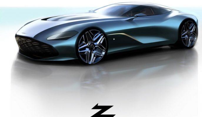 Aston Martin Aileye 7.9 Milyon Dolarlık DBS GT Zagato'yı Getiriyor!