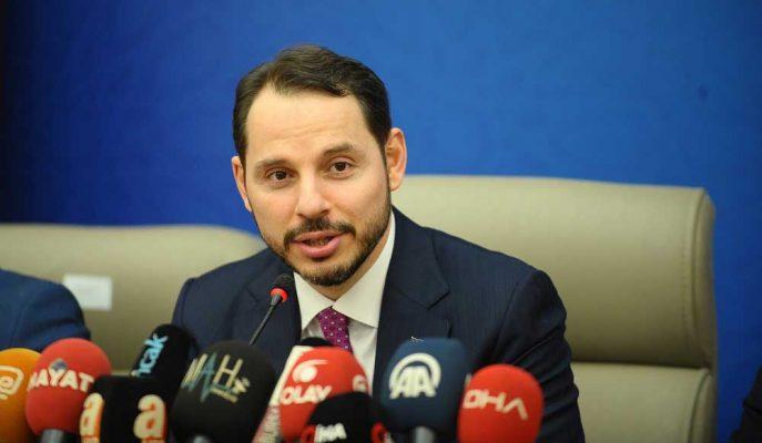 Bakan Albayrak 2019 Enflasyonunun Hedefin Çok Altında Olacağını Söyledi