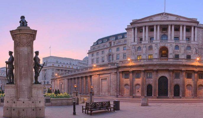 BOE Uyardı: Brexit'e Hazırlık için İngiliz Bankaları Varlıklarını 3 Katına Çıkarmalı