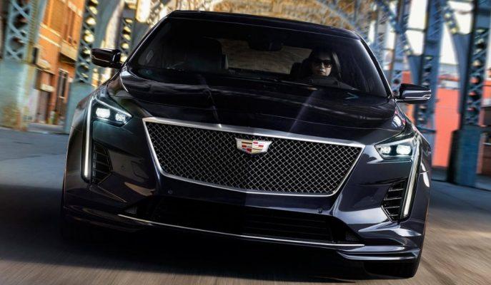 Cadillac Patronu 4.2L Hacimli V8 Motorunu Dış Dünyaya Kapatıyor!