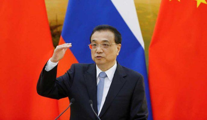 Çin Başbakanı Daha Büyük Riskler Konusunda Uyararak Ekonomik Büyüme Hedefini Açıkladı