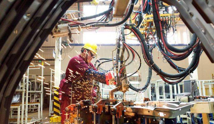 Çin'in Sanayi Üretimi Büyümesi Son 17 Yılın En Düşük Seviyesine Geriledi!