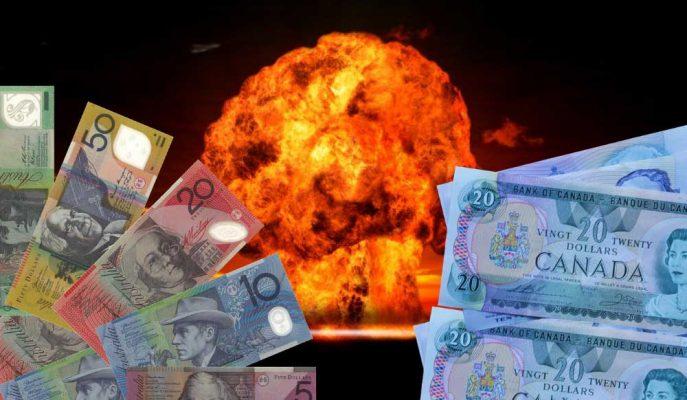 Çin'in Yavaşlamasına Karşı En Savunmasız Para Birimleri Avustralya ve Yeni Zelanda Doları