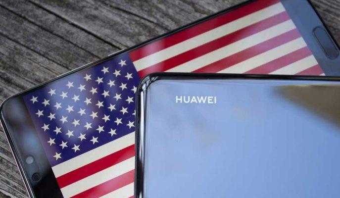 Çinli Huawei Ekipmanlarının Satışını Engelleyen ABD'ye Karşı Dava Açtı