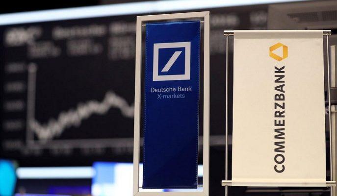 Deutsche Bank ve Commerzbank Hükümet Destekli Birleşme Görüşmelerine Başlıyor