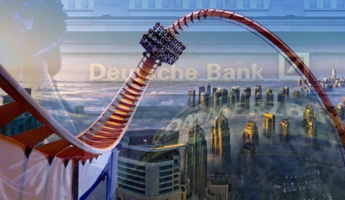 Deutsche Bank ve Commerzbank Birleşme Görüşmeleri İddiaları Hisselere Olumlu Yansıdı